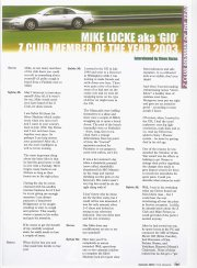 ZClub Mag article page 1